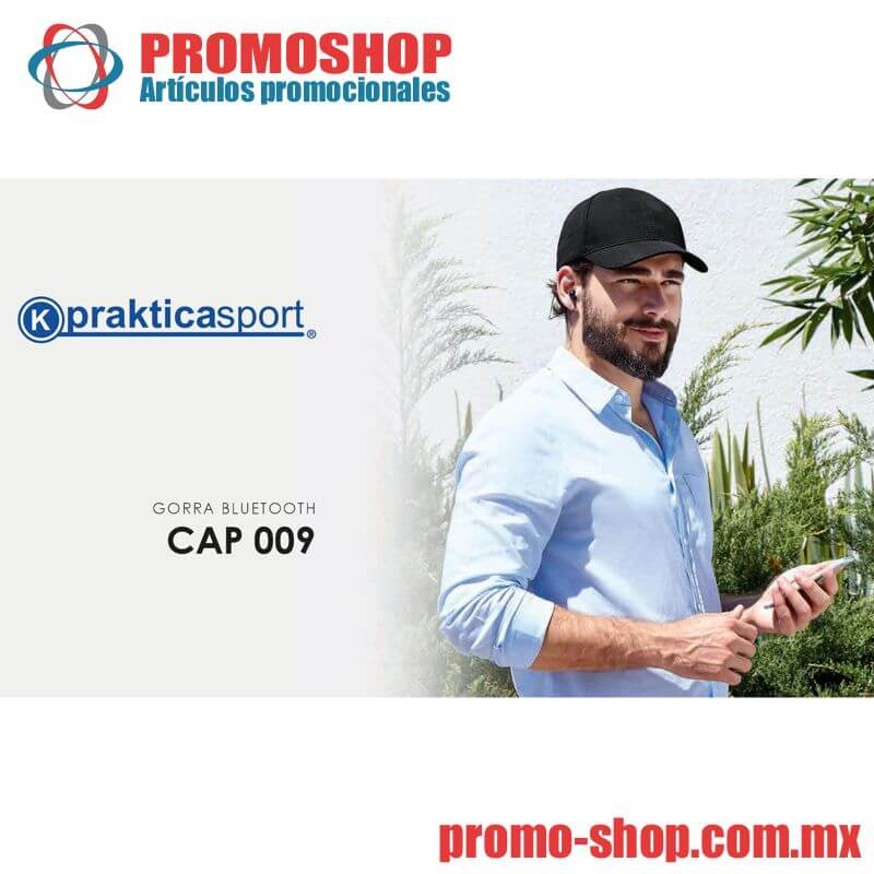 CAP009 GORRA BLUETOOTH