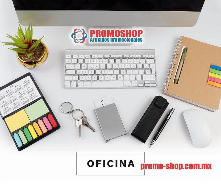 Artículos promocionales para oficina catálogo PROMOSHOP