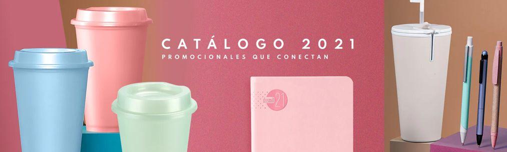 Catálogo artículos promocionales 2021