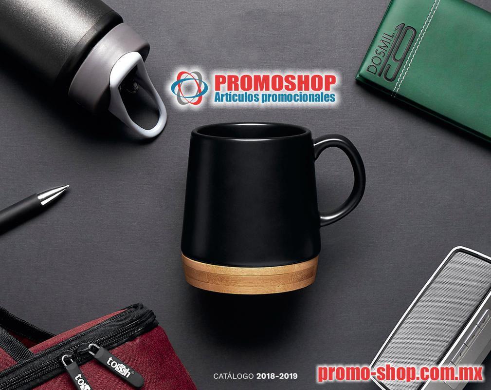 Catálogo de artículos promocionales Promoshop